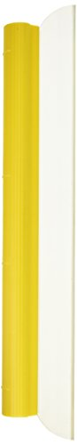 One Pass Classic 18' Waterblade Silicone T-Bar Squeegee Yellow