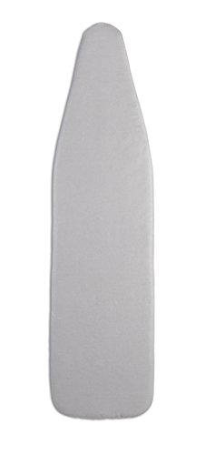 Epica Silicone Coated Ironing Board Cover- Resists Scorching and Staining - 15'x54' (Board not...