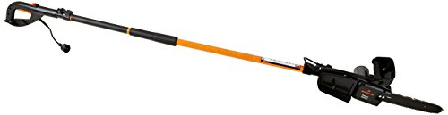 Remington RM1025SPS Ranger 8-Amp Electric 2-in-1 Pole Saw & Chainsaw with 10-Foot Telescoping Shaft...