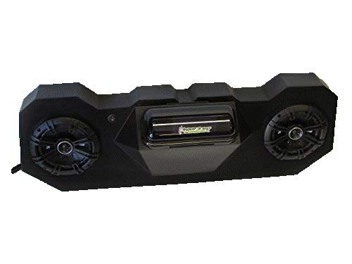 SD 4BBT2B -Polaris RZR BT Stereo System UTV Side by Side (2-6.5' Speakers)