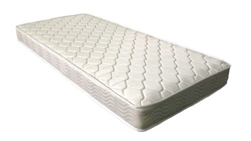 Home Life Mattress, Twin, White
