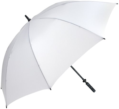 "Haas-Jordan Pro-Line Golf Umbrella | 62"" Large Windproof Canopy 