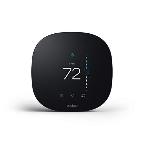 ecobee3 Lite SmartThermostat, Black