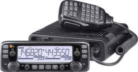 Icom IC-2730A Dual Band VHF/UHF 50W Mobile Radio