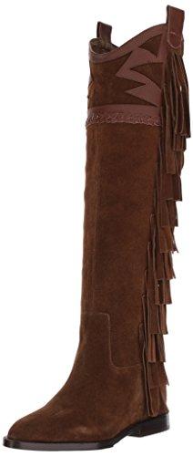 Ash Women's AS-JEZABEL Fashion Boot, Russet, 41 M EU (11 US)