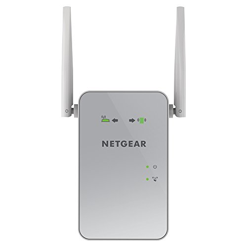 NETGEAR WiFi Mesh Range Extender EX6150 - Coverage up to 1200 sq. ft. and 20 Devices with AC1200...