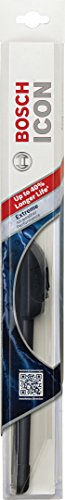 Bosch Automotive ICON 22A Wiper Blade, Up to 40% Longer Life - 22'' (Pack of 1), black