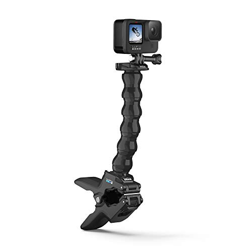 GoPro Jaws: Flex Clamp (All GoPro Cameras) - Official GoPro Mount