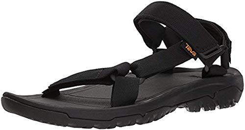 Teva Men's Hurricane XLT Rubber Sandal,Pueblo Grey,12 M US