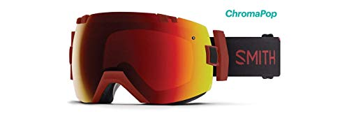 Smith Optics I/OX Goggle - Black Frame/ChromaPop Photochromic Rose Flash/ChromaPop Sun Black