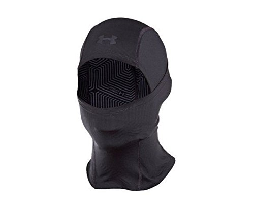 Under Armour Men's ColdGear Infrared Tactical Hood, Black (001)/Black, One Size