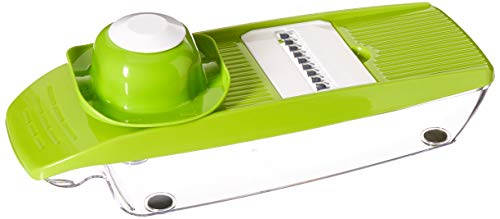 TAPCET Multi-function Food Slicer, Mandoline Vegetable Slicer, Fruit and Cheese Cutter, 5...