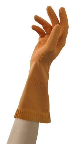 Mr. Clean Ultra Grip, Heat Resisting, Soft Cotton Flock Lining, Extreme Non-Slip Diamond Grip...