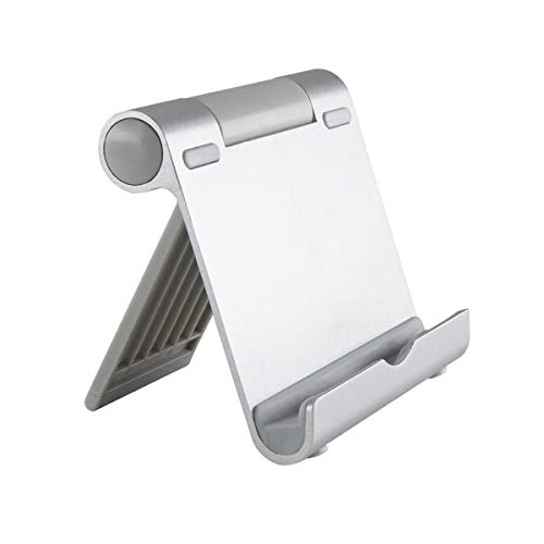 Amalen Portable Multi-Angle Stand for Tablets, e-Readers and Smartphones, Compatible with iPhone...