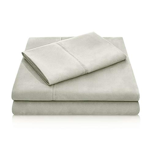 MALOUF Double Brushed Microfiber Super Soft Luxury Bed Sheet Set - Wrinkle Resistant - Twin Size -...