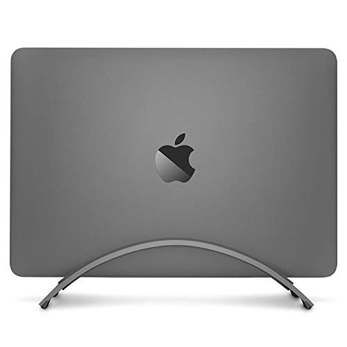 Twelve South Bookarc for MacBook | Space-Saving Vertical Desktop Stand for Apple Notebooks (Space...