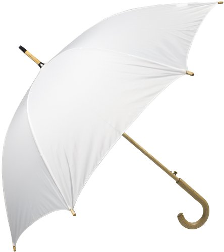 Haas-Jordan Fashion Umbrella, White