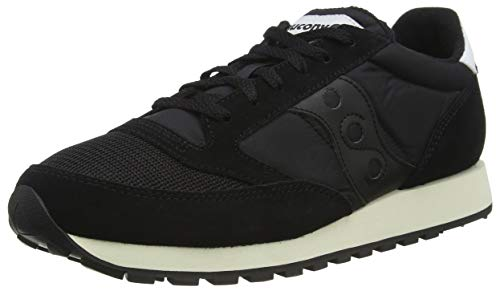 Saucony Originals Men's Shadow Original, Black, 5 M US