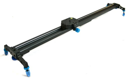 StudioFX 48' Ball Bearing Pro DSLR Camera Slider Dolly Track Video Stabilizer