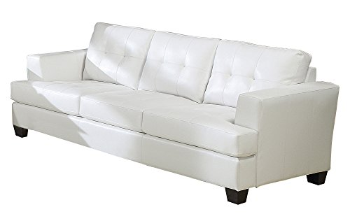 ACME Furniture AC-15095 Sofas, White