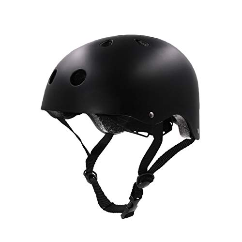 Tourdarson Skateboard Helmet Impact Resistance Ventilation for Kids Youth Adult Adjustable...