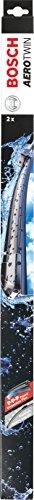 Bosch Aerotwin 3397118934 Original Equipment Replacement Wiper Blade - 22'/22' (Set of 2) Top Lock