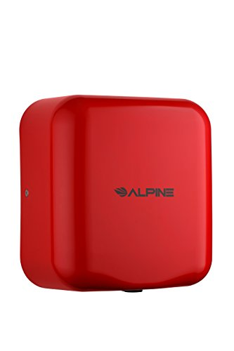 Alpine Hemlock Automatic High Speed Hand Dryer - Heavy Duty Stainless Steel - Commercial High Speed...