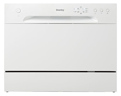 Danby DDW621WDB Countertop Dishwasher, White