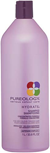 Pureology | Hydrate Moisturizing Shampoo | For Medium to Thick Dry, Color Treated Hair...