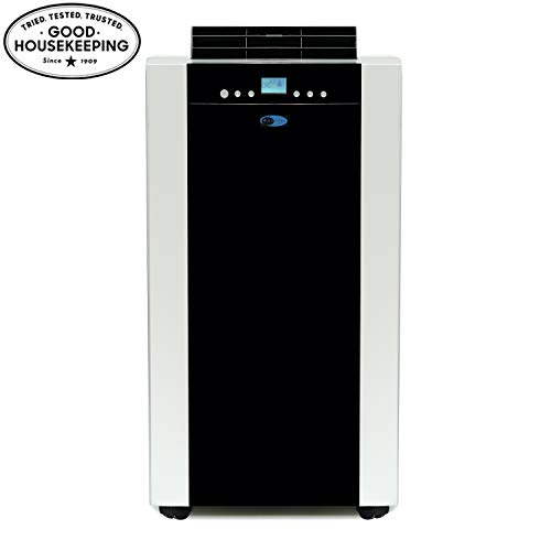 Whynter ARC-14S 14,000 BTU Dual Hose Portable Air Conditioner, with Activated Carbon Filter plus...