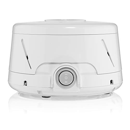 Marpac Dohm Classic (White) | The Original White Noise Machine | Soothing Natural Sound from a Real...
