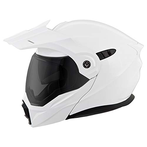Scorpion AT950 Helmet - Solid (Large) (White)