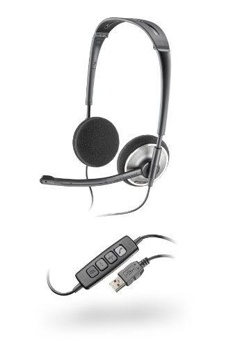 Plantronics PLNAUDIO478 Stereo USB Headset fOR PC