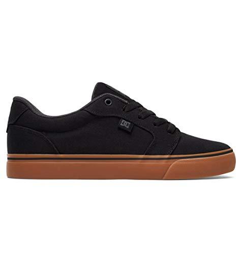DC Shoes Mens Shoes Anvil Tx - Low-Top Shoes - Men - US 7 - Grey Grey/Blue US 7 / UK 6 / EU 39