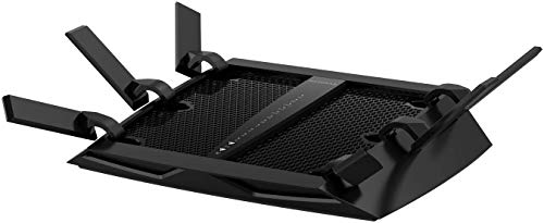 NETGEAR Nighthawk X6 Smart Wi-Fi Router (R8000) - AC3200 Tri-band Wireless Speed (Up to 3200 Mbps) |...