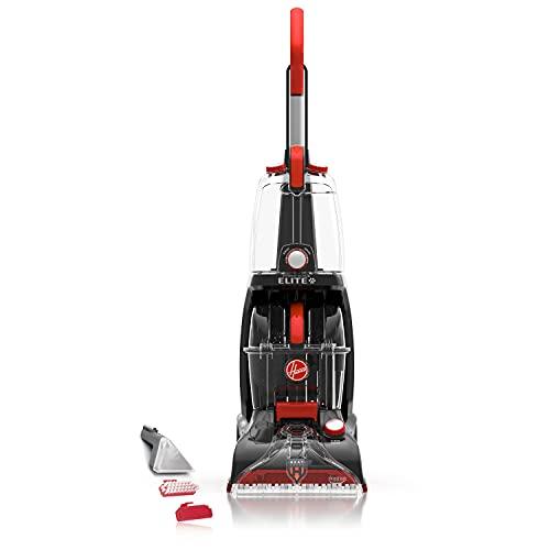 Hoover Power Scrub Elite Pet Upright Carpet Cleaner Machine and Shampooer, Lightweight Machine,...
