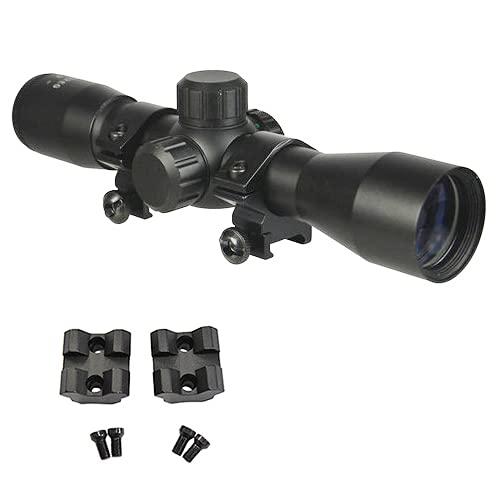 M1SURPLUS Presents This Optics Kit for Savage .22 Rascal Rifles - Includes Compact Series 4x32 Rifle...