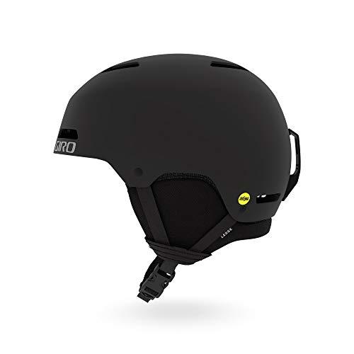Giro Ledge MIPS Snow Helmet - Matte Black - Size M (55.5-59cm)