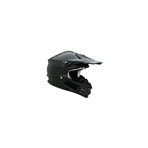 Scorpion Snow Ready VX-34 Winter Sport Racing Snowmobile Helmet - Gloss Black / X-Large
