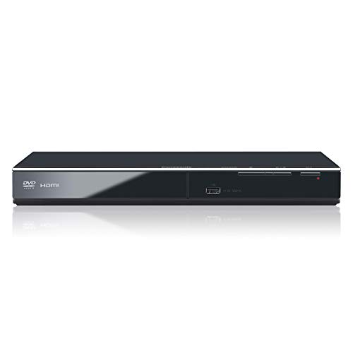 Panasonic DVD Player DVD-S700 (Black) Upconvert DVDs to 1080p Detail, Dolby Sound from DVD/CDs View...