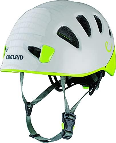EDELRID Shield II Climbing Helmet - Pebbles/Oasis - Size 1