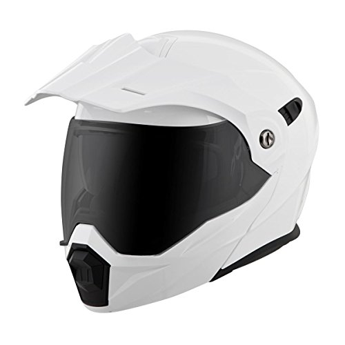 Scorpion EXO-AT950 Helmet - Solid (Large) (White)