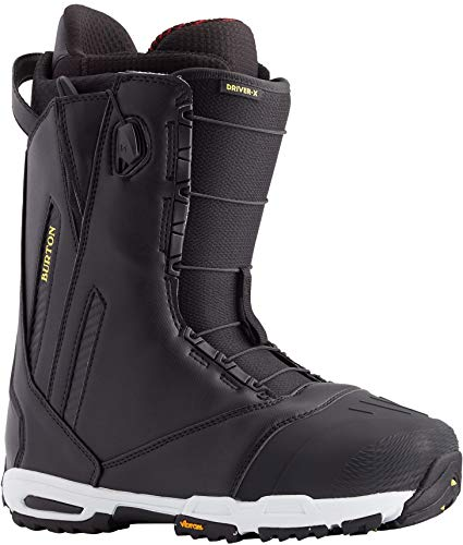 Burton Driver X Mens Snowboard Boots Sz 10.5 Black