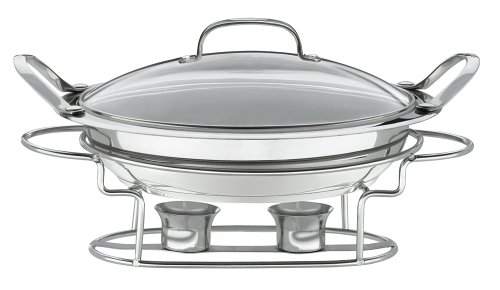 Cuisinart Stainless Mini Dutch Oven Servers, Set of 2