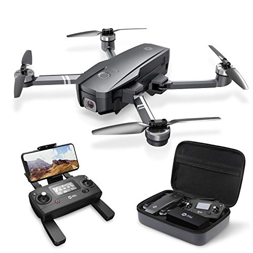 Holy Stone HS720 Foldable GPS Drone with 4K UHD Camera for Adults, Quadcopter with Brushless Motor,...