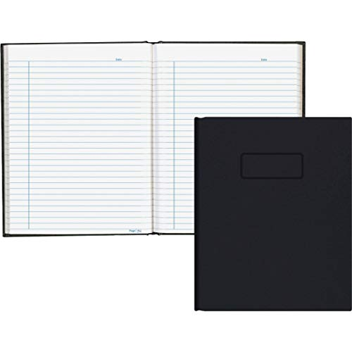 Blueline Hardbound Business Books