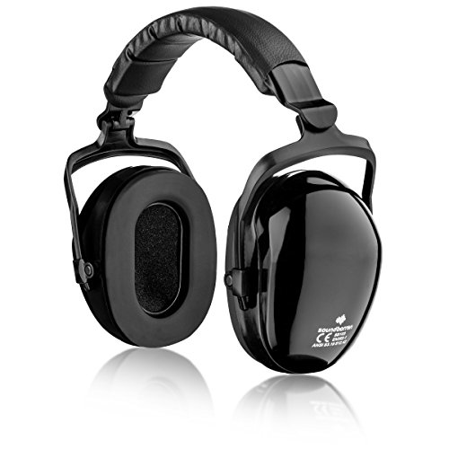 Safety Ear Muffs for Hearing Protection | Professional Shooting Range Ear Defenders for Noise...