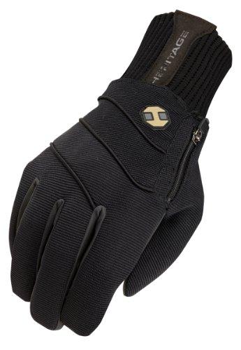 Heritage Gloves Extreme Winter Gloves, Size 8, Black