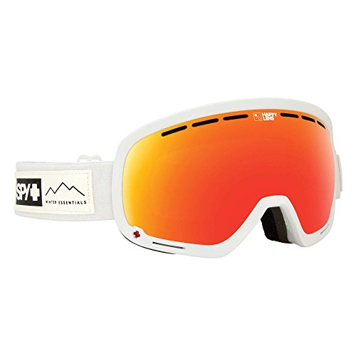 Spy Optic Marshall Essential White/Happy Gray Green/Red Sepctra/Happy Yellow/Lucid One Size