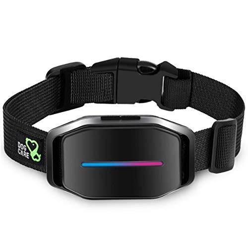 Dogcare Bark Collar - Dog Bark Collar with Intelligent Bark Control, Effective Sound, Vibration,...